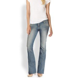 7 For All Mankind Women's Boot Cut Jeans 32